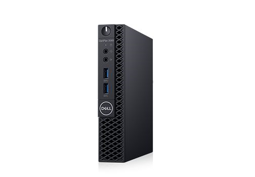 Dell Optiplex 3060 MFF i5-8500T 8GB M.2 256SSD WLAN+BT Win10P(64bit) 3y NBD