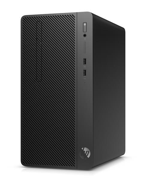 HP 290 G2 MT, Pentium G5400, IntelHD, 4GB, 1TB, DVDRW, W10, 1y