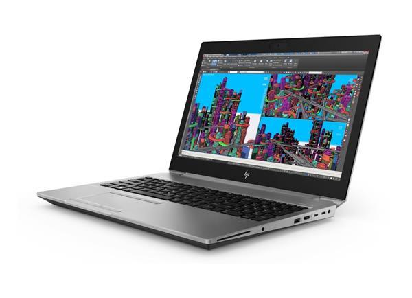 HP Zbook 15 G5, Xeon (Core i9)E-2186M, 15.6 UHD/IPS, P2000/4GB, 32GB, SSD 512GB, ., W10Pro, 3/3/0