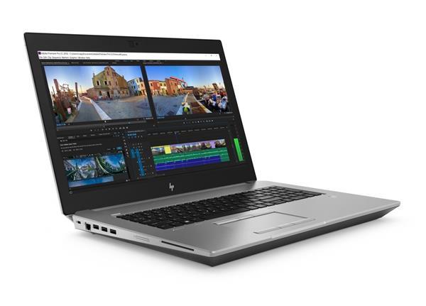 HP Zbook 17 G5, i7-8850H, 17.3 FHD/IPS, NVIDIA Quadro P3200/6GB, 16GB, 256GB SSD, W10Pro, 3y