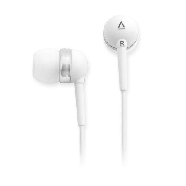 Creative EP-630, slúchadlá do uší, 3.5 mm jack, biele