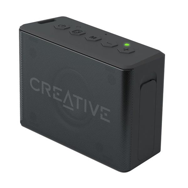 Creative MUVO 2C, black, bluetooth reproduktor, IP66