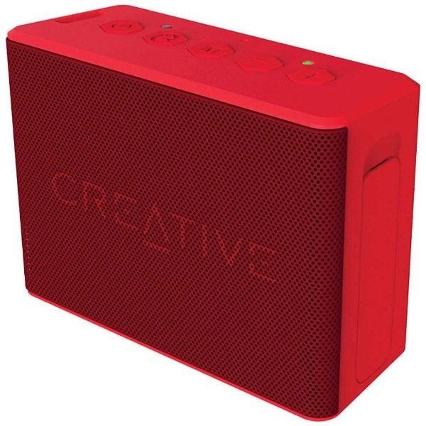 Creative MUVO 2C, red, bluetooth reproduktor, IP66