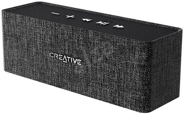 Creative NUNO, black, bluetooth reproduktor