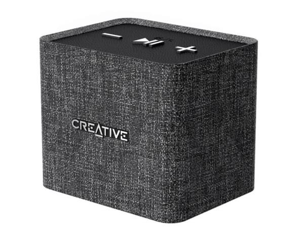 Creative NUNO MICRO, black, bluetooth reproduktor