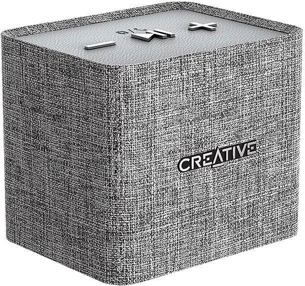 Creative NUNO MICRO, grey, bluetooth reproduktor