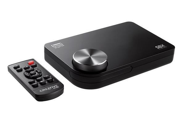 Creative Sound Blaster X-Fi Surround 5.1 PRO, USB, zvuková karta