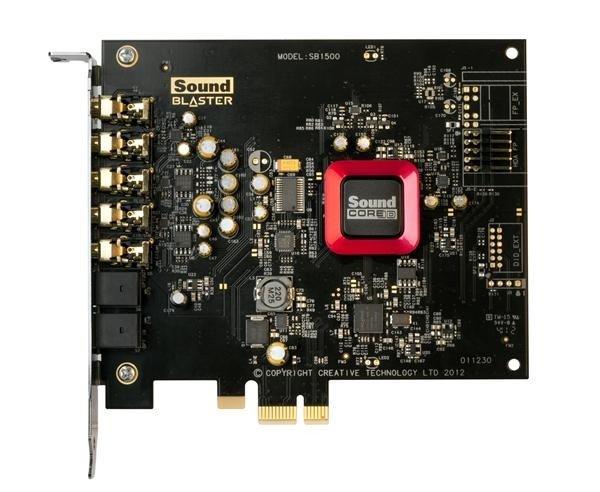 Creative Sound Blaster Z, PCIE, bulk, zvuková karta