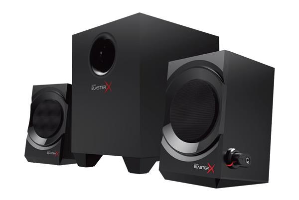Creative Sound BlasterX KRATOS S3, reproduktory pre hráčov 2.1