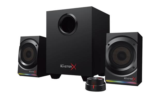 Creative Sound BlasterX KRATOS S5, reproduktory pre hráčov 2.1