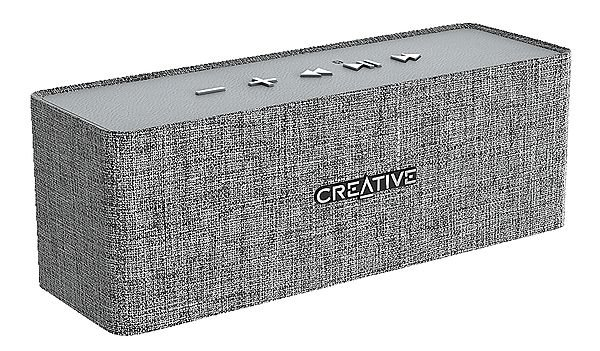 Creative NUNO, grey, bluetooth reproduktor