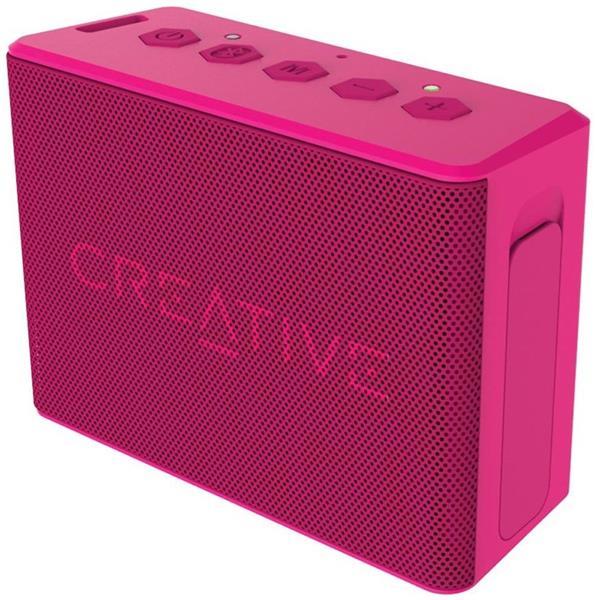 Creative MUVO 2C, pink, bluetooth reproduktor, IP66