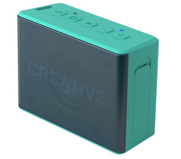 Creative MUVO 2C, turquoise, bluetooth reproduktor, IP66
