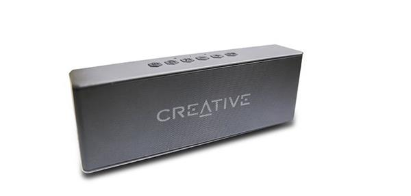 Creative MUVO 2, grey, bluetooth reproduktor, IP66