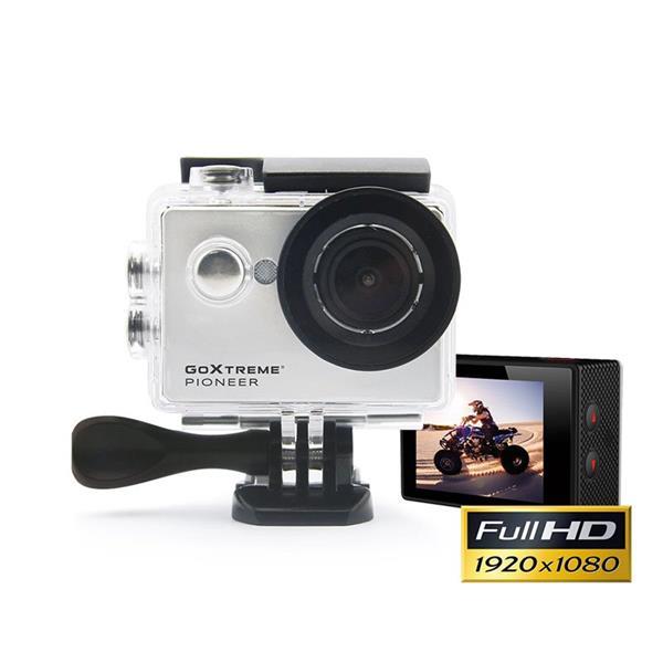 GoXtreme Pioneer Full HD športová akčná kamera, vodeodolná do 30m