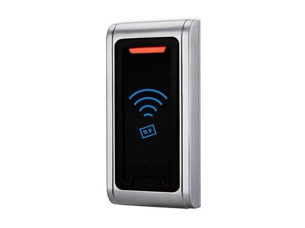 2N® IP interkom - Externí čtečka 13.56MHz Mifare RFID karet, Wiegand