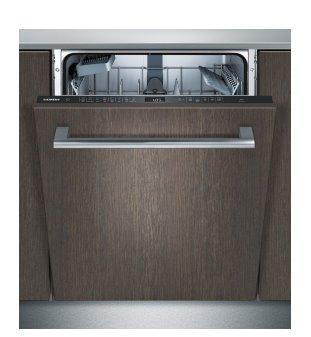 SIEMENS SN658X03IE Plne zabudovateľná umývačka riadu, 60 cm