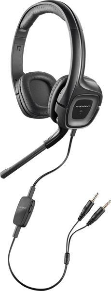 Plantronics Audio 355 slúchadlá s mikrofónom, čierne