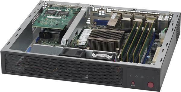 Supermicro® CSE-E300 1U chassis