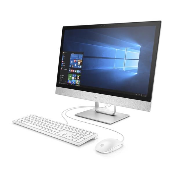 HP Pavilion 24-r105n, i5-8400T, 23.8 FHD/IPS, AMD Radeon 530/2GB, 8GB, 128GB+1TB, DVDRW, W10, 2y