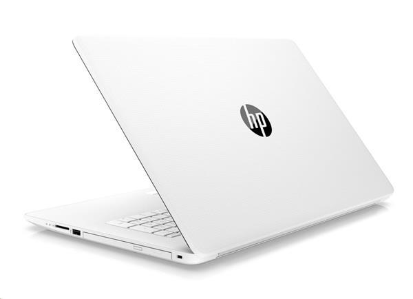 HP 17-ca0014nc, A6-9225, 17.3 HD+/SVA, 8GB, 1TB, DVDRW, W10, 2Y, Snow white