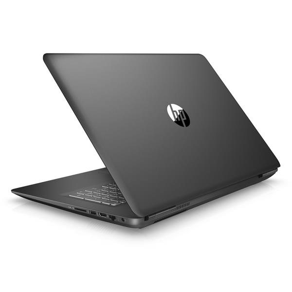 HP Pavilion Notebook 17-ab400nc, i5-8300H, 17.3 FHD/IPS, GTX1050/4GB, 8GB, 1TB, DVDRW, W10, Shadow black