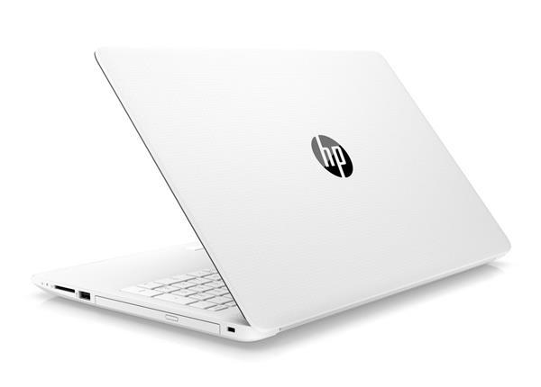 HP 15-db0029nc, AMD A6-9225, 15.6 FHD/SVA, AMD Radeon R4, 4GB, 128 GB M.2 SSD, DVDRW, W10, Snow white