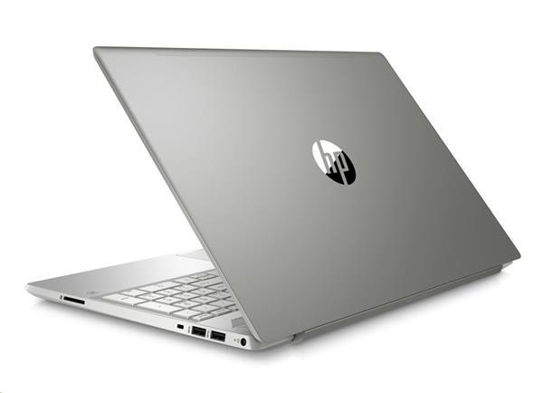 HP Pavilion 15-cw0005nc, R3-2300U, 15.6 FHD/IPS, 8GB, SSD 128GB+1TB, W10, 2Y, Mineral silver