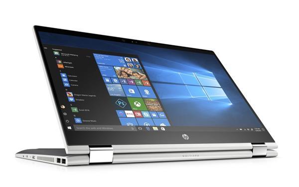HP Pavilion x360 15-cr0001nc, i5-8250U, 15.6 FHD/IPS/Touch, 530/2GB, 8GB, SSD 128GB+1TB, W10, 2Y, Natural silver