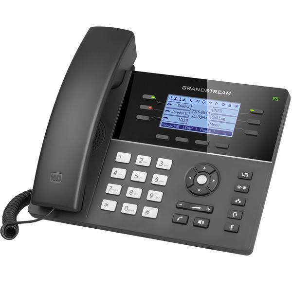Grandstream VoIP telefon GXP1760W - wifi