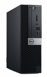 Dell Optiplex 7060 SFF i5-8500 8GB 256GB SSD DVD-RW W10Pro vPro 3Y PS NBD
