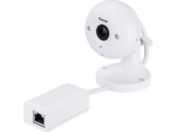 VIVOTEK IP8160 IP kamera (1920*1080 - 30 sn/s, 2,8mm, IR, PoE, slot na SD kartu)