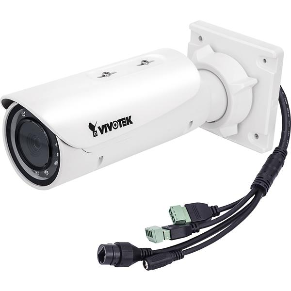 VIVOTEK IB9371-HT IP kamera (2048*1536 - 30 sn/s, 3-9mm, WDR, IR,PoE, slot na SD kartu)