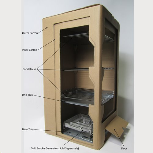 ProQ® Eco Smoker Box