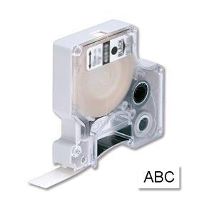 DYMO samolepiaca páska D1 biela potlač/čierna 12 mm