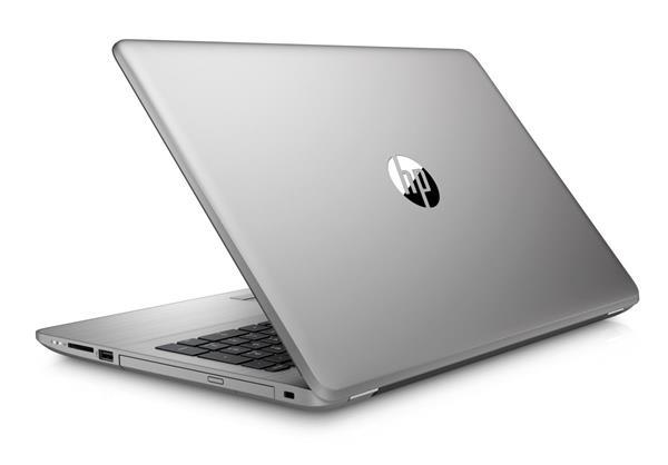 HP 250 G6, i3-7020U, 15.6 FHD, 8GB, 1TB, DVDRW, W10, 1Y, Silver
