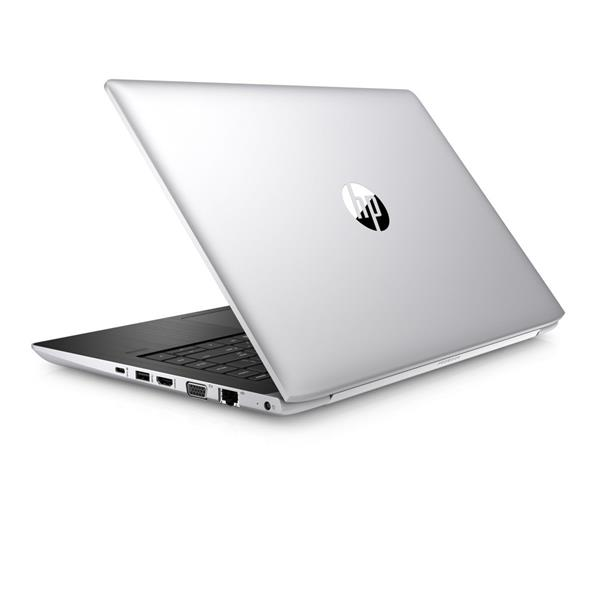 HP ProBook 440 G5, i5-8250U, 14.0 FHD, 8GB, 128GB+1TB, FpR, ac, BT, W10