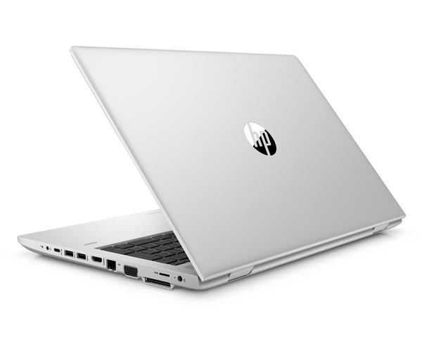 HP ProBook 650 G4, i7-8850H, 15.6 FHD/IPS, 16GB, SSD 512GB, DVDRW, W10Pro, 1Y, serial/WWAN/vPro/BacklitKbd