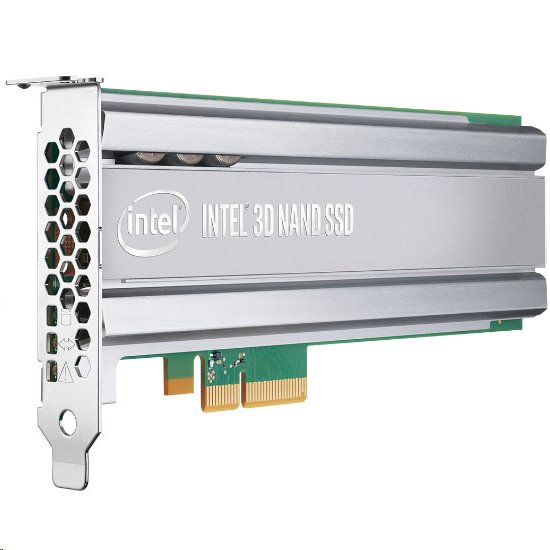 Intel SSD DC P4600 Series (4.0TB, 1/2 Height PCIe 3.1 x4, 3D1, TLC) Generic Single Pack