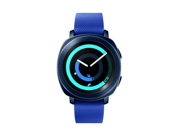 Samsung Gear Sport, Modré