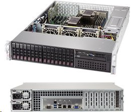 Supermicro Server SYS-2029P-C1RT 2U DP