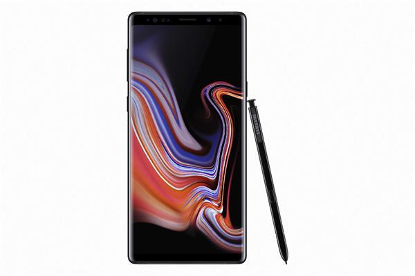 Samsung GALAXY Note9 128GB Duos čierna