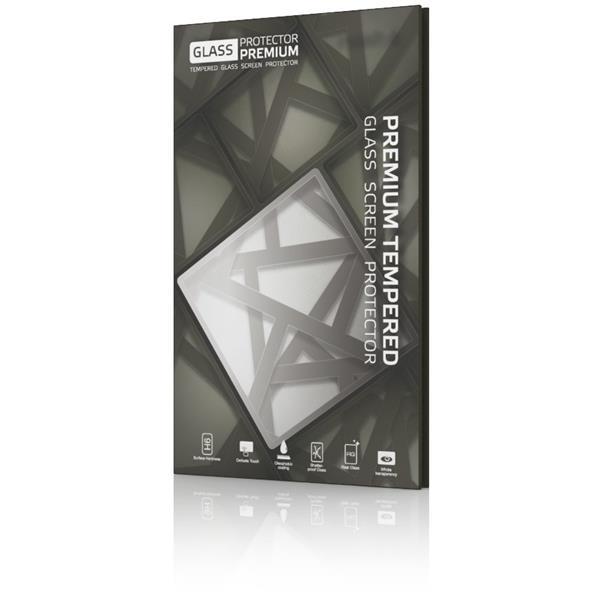 Glass Protector temperované sklo pre Honor 9 Lite; 0.3mm; Sivý rámik