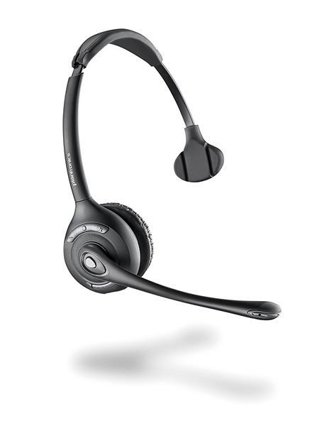 Plantronics WH300, náhradná náhlavná súprava na jedno ucho so sponou pre CS510, Savi W410 a W710