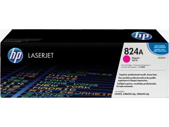 HP Magenta Toner pre Color LJ CP6015, CM6030/6040 21000 str.