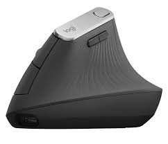 Logitech® MX Vertical Advanced Ergonomic Mouse - GRAPHITE