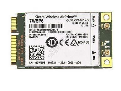 Kit - Qualcomm Snapdragon X7 LTE-A (DW5811e) Generic