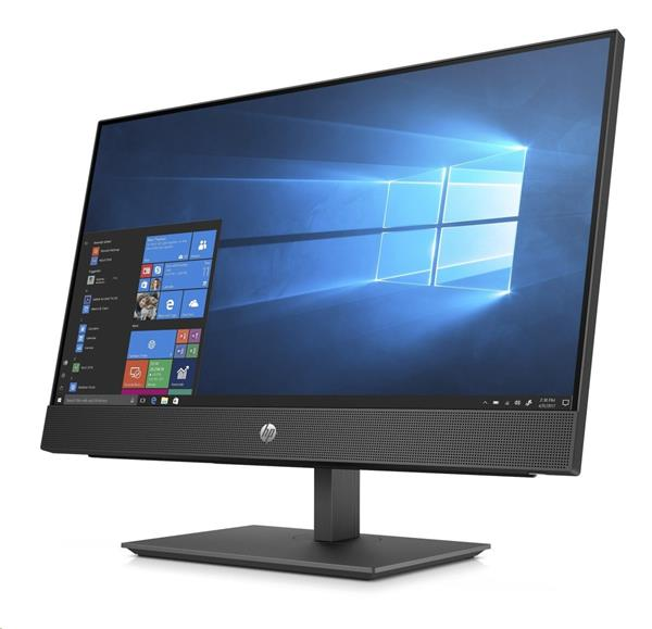HP ProOne 440 G4, i5-8500T, 23.8 FHD/IPS, 8GB, 1TB, DVDRW, W10Pro, 1Y, WiFi/BT