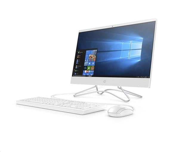 HP 200 G3 All-in-One PC, i3-8130U, 21.5 FHD/IPS, 4GB, SSD 128GB, DVDRW, FDOS, 1Y, WiFi