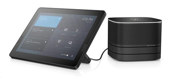 HP Elite Slice G2 for Meeting Rooms, i5-7500T, Intel HD,2x4GB, SSD 128GB, noODD, W10IoT, 3-3-3, WiFi+BT